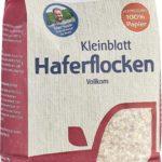 Haferflocken Kleinblatt Spielberger Mühle